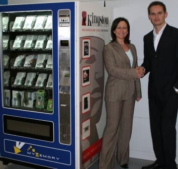 Love It Or Leave It: Flash Drive Vending Machines