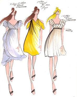 BabySugar Diaries: Christian Siriano Designs Pour Moi?