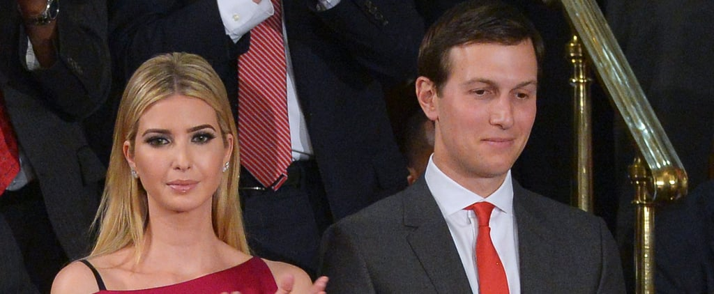 The Internet Is Not Letting Ivanka Trump Get Away With Wearing This Red Dress