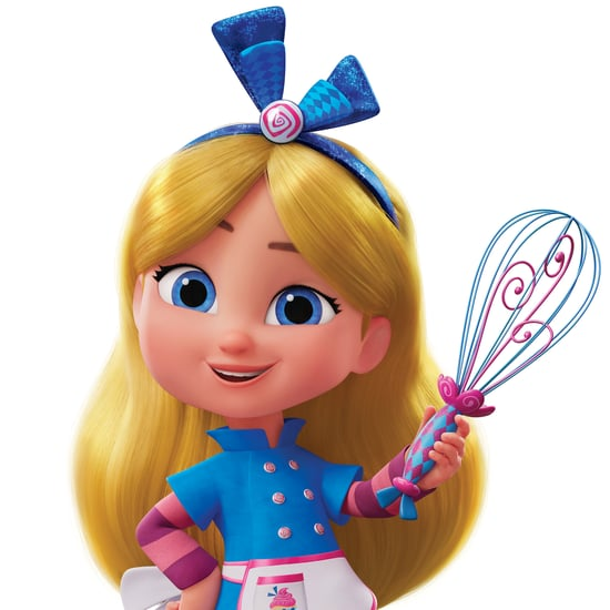 Disney Junior Series Alice's Wonderland Bakery, Coming 2022