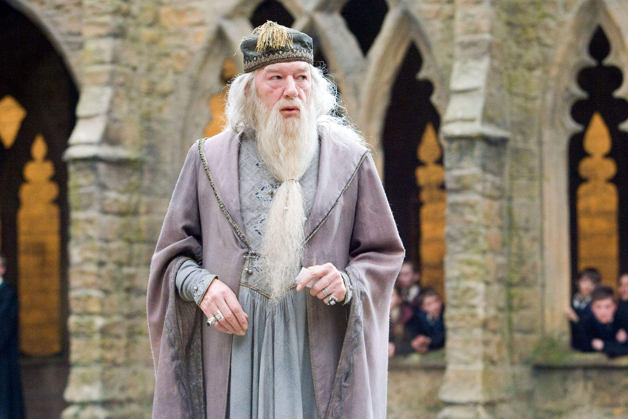 How Did Dumbledore's Sister Die? | POPSUGAR Celebrity UK
