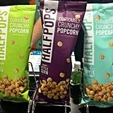 Half Pops Curiously Crunchy Popcorn