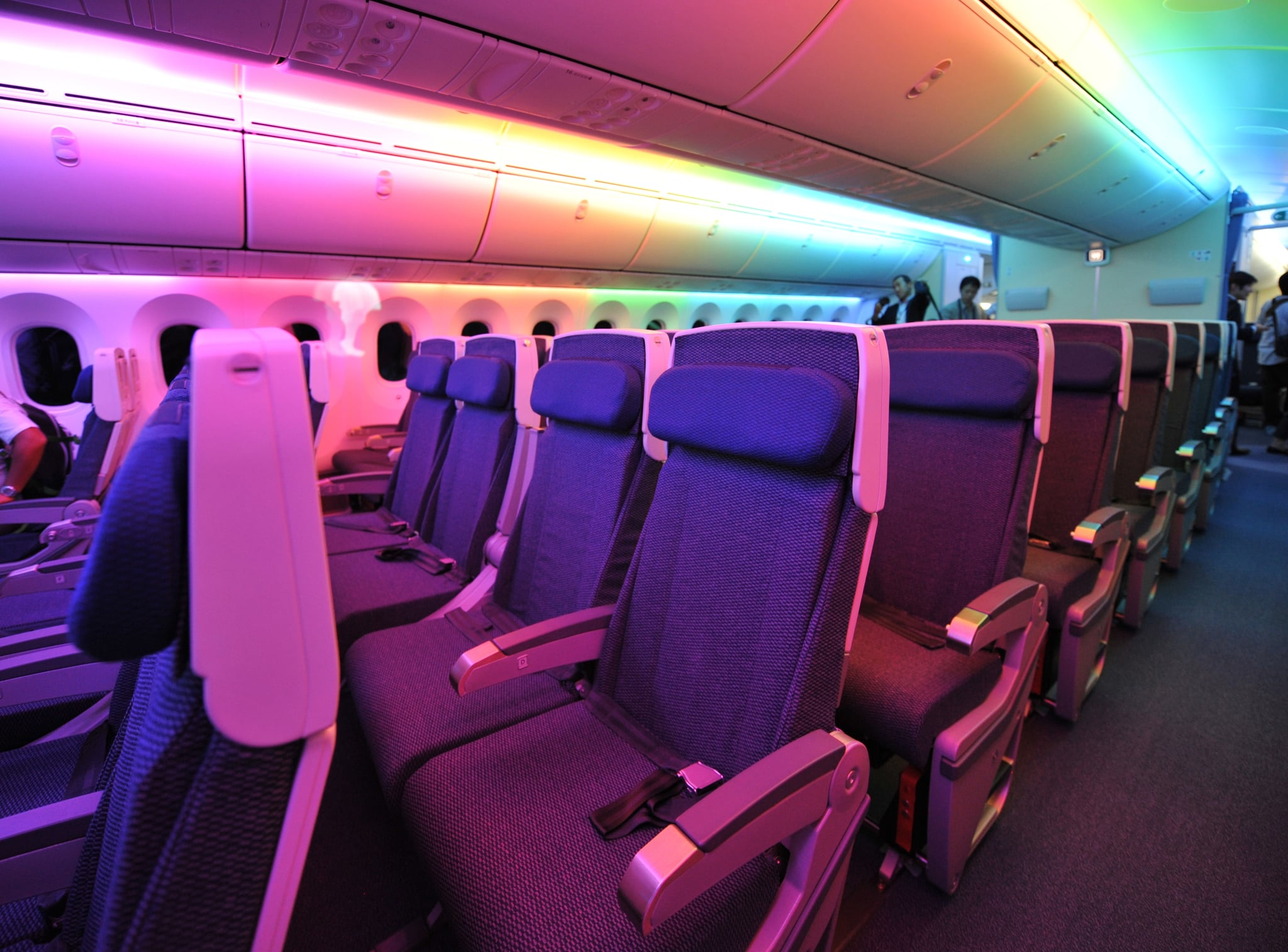 Think your airline seat is too small? So does this federal court