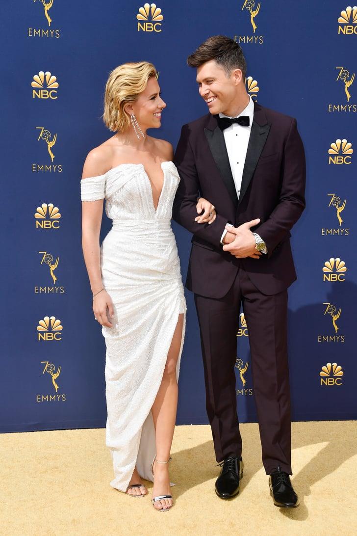 Scarlett johansson and dating