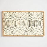 Waves Rice Paper Wall Art