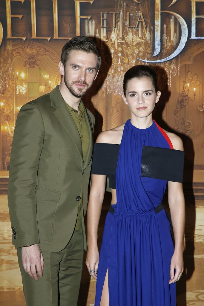 Beauty and the Beast Photo Call in Paris February 2017