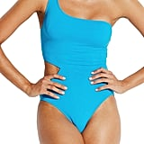 Seafolly Active One-Shoulder One-Piece Swimsuit