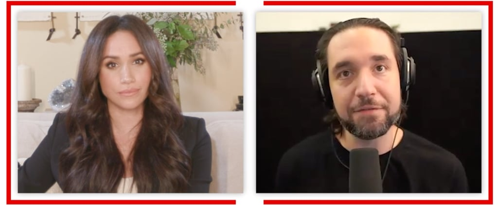 Meghan Markle, Alexis Ohanian on Raising a Mixed-Race Child