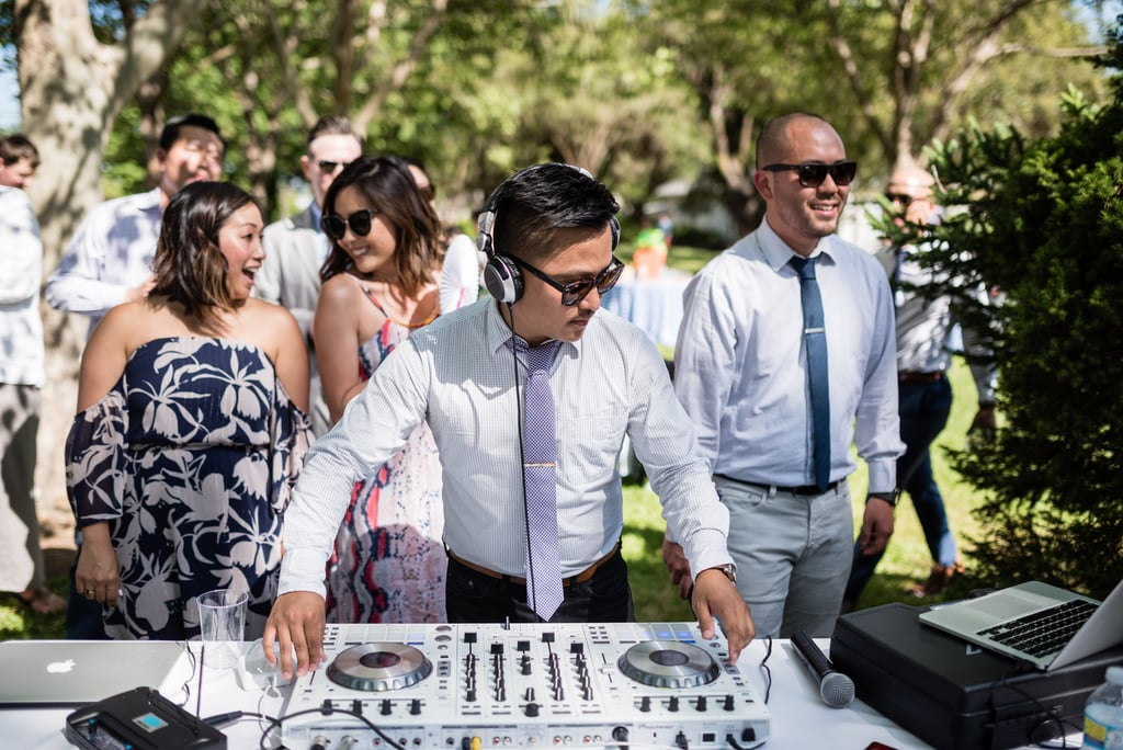 Wedding With DIY Pinatas