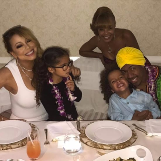Mariah Carey and Nick Cannon Family Thanksgiving Photos 2016