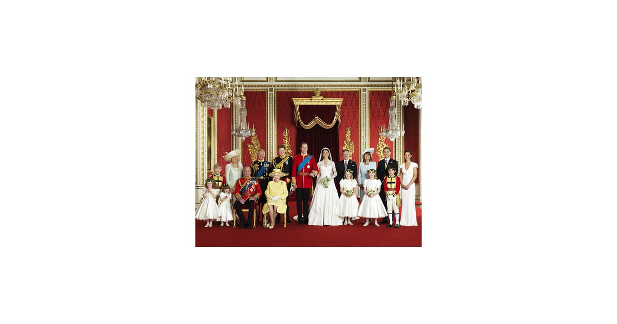 official royal wedding photos - photo #20
