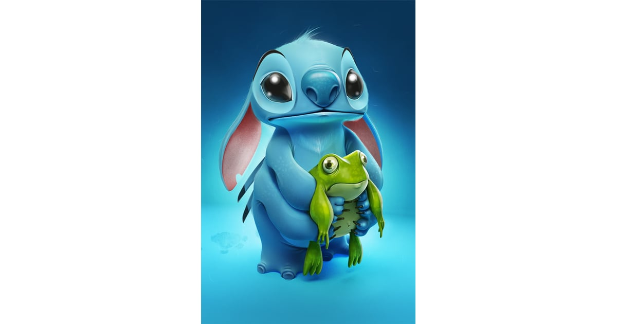 Stitch From Lilo And Stitch Wallpaper 33 Magical Disney Wallpapers For Your Phone Popsugar Tech Photo 12