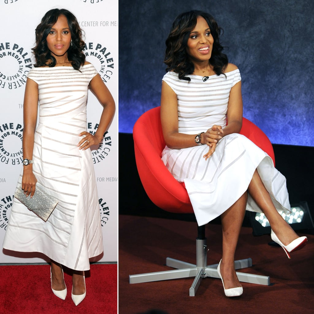 Kerry Washington Has Some Words For You, United States Congress