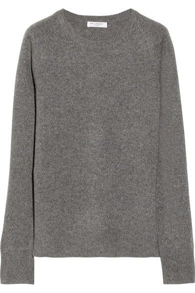 An Ultraluxe Cashmere Sweater