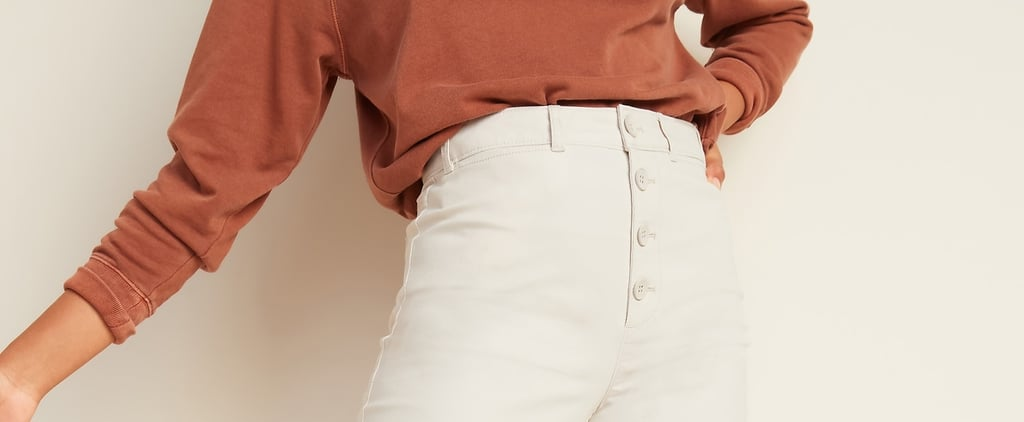 Comfortable Wide-Leg Pants From Old Navy | Editor Review