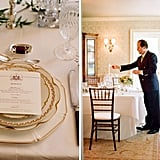 Regal Table Setting