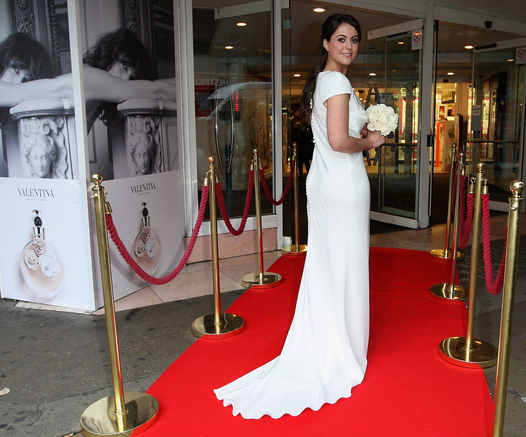 Get pippa middletons maid of honour dresses at debenhams jodie bredo ombrellifo Gallery