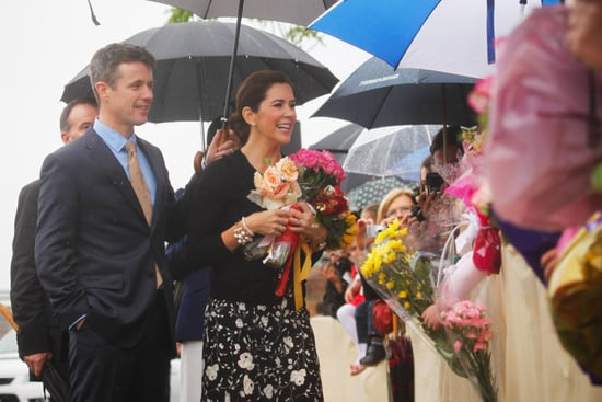 Princess Mary and Prince Frederik Pictures in Canberra at Parliament House and Australian War Memorial