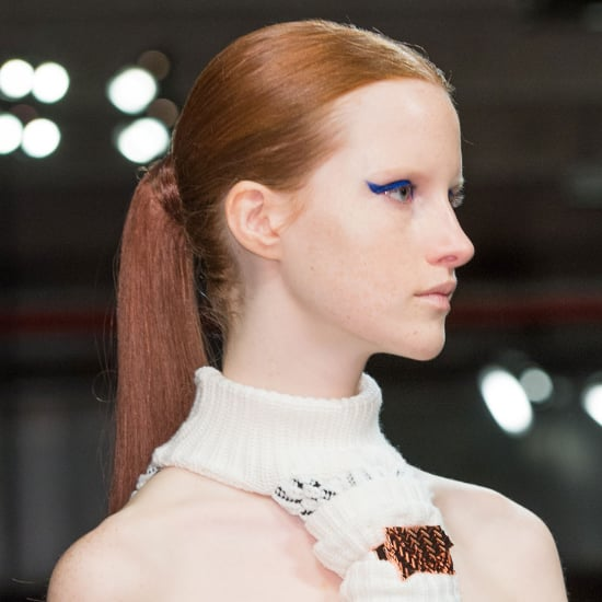 Kenzo Fall 2014 Hair and Makeup | Runway Pictures