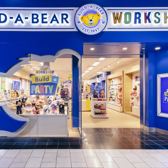 Build-A-Bear Pay Your Age Day 2019