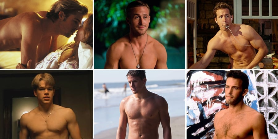 Pictures Of Hot Shirtless Men: Ryan Reynolds, Ryan Gosling, Channing Tatum & More