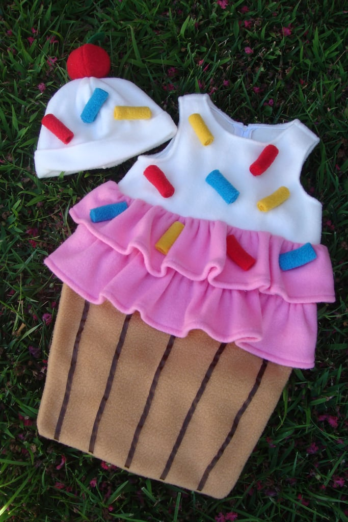 Cupcake Costume & Cupcake Costume | Warm Halloween Costumes For Babies | POPSUGAR Moms ...