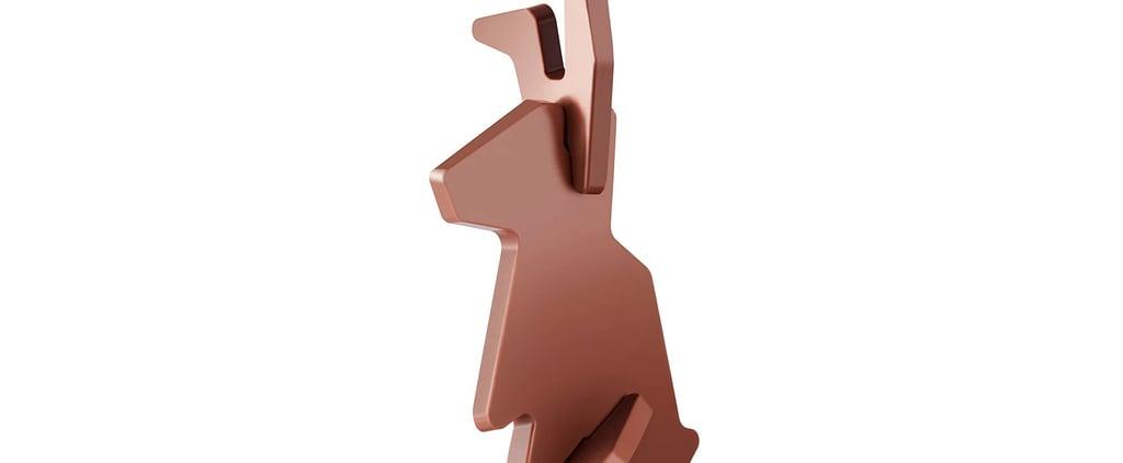 Ikea Varkansla Flat-Packed Milk Chocolate Bunny For Easter