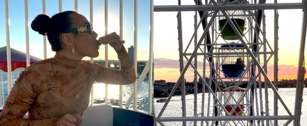 Sydney Ferris Wheel Dining