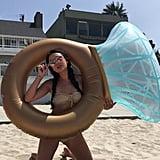 Janel Parrish Bikini Pictures