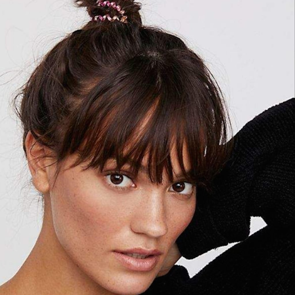 Lazy-Girl Bun Hairstyle From Pinterest