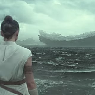 Is the Death Star in Star Wars The Rise of Skywalker?