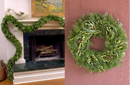 Win an Organic Style Garland and Wreath!
