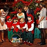 Christmas in Washington