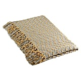 Petite Pompon Design Throw ($48)