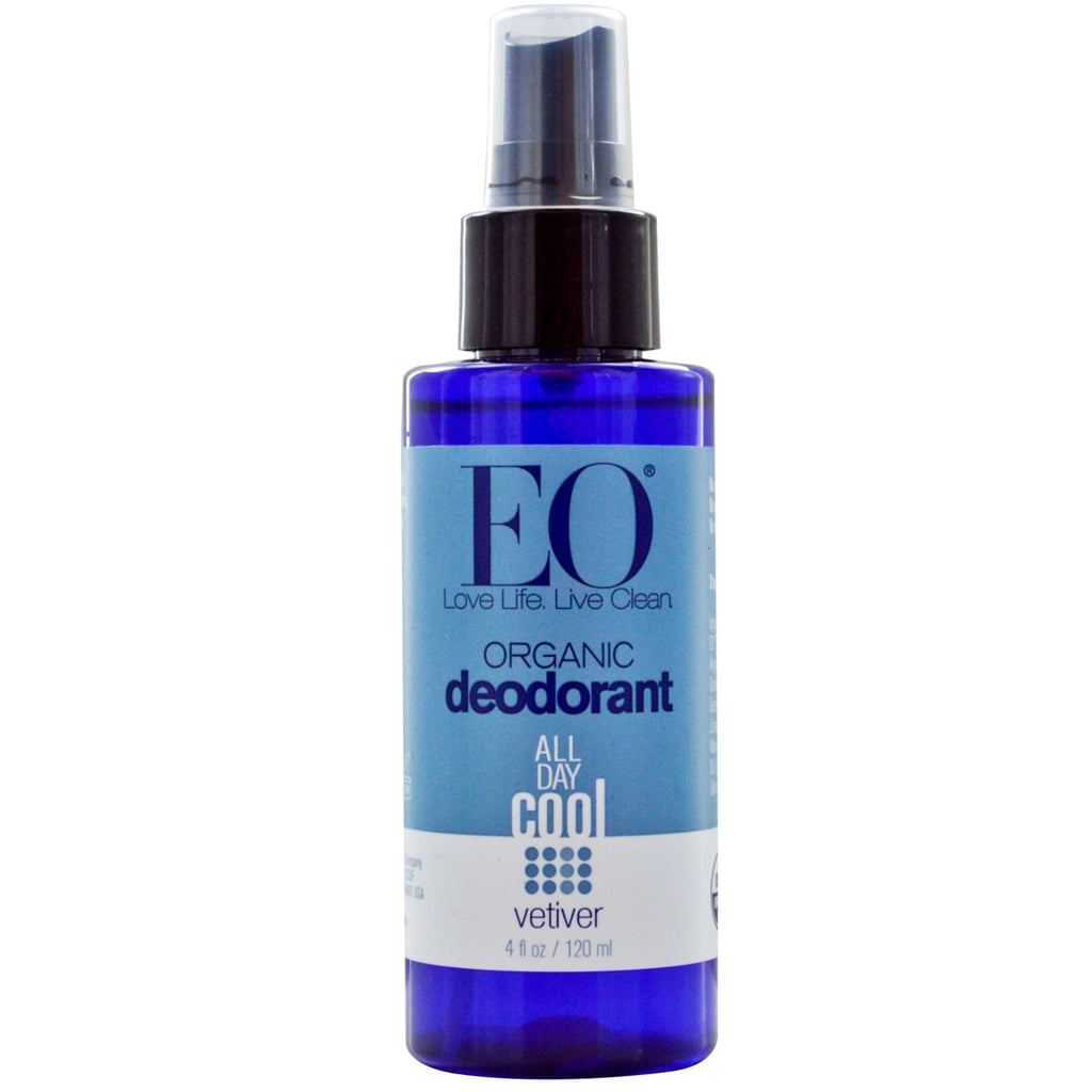 Organic Deodrant Spray