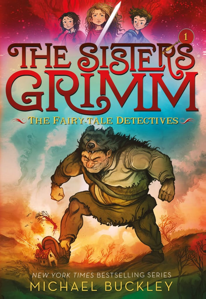 The Fairy-Tale Detectives Kids: The Sisters Grimm