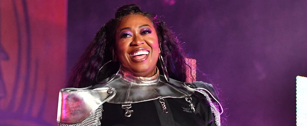 Missy Elliott 'Throw It Back' Music Video