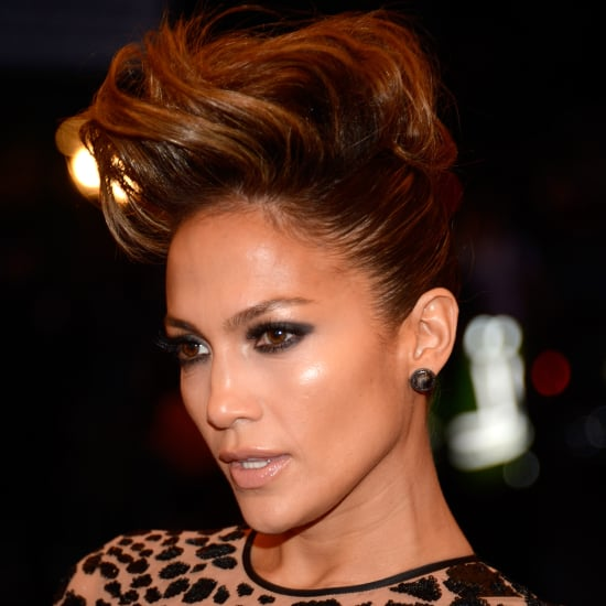 Pictures of Jennifer Lopez at the 2013 Met Gala