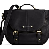 A+ Large Black Crossbody ($40)