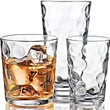 Home Essentials Galaxy Glassware
