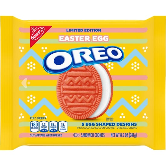 Easter Egg Oreos Are Returning, and This Time, They're Pink!