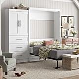 Eila Storage Murphy Bed