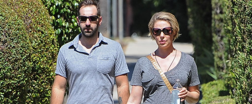 Katherine Heigl Shows Off Her Growing Baby Bump During a Walk With Josh Kelley