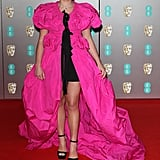 Florence Pugh at the EE British Academy Film Awards 2020