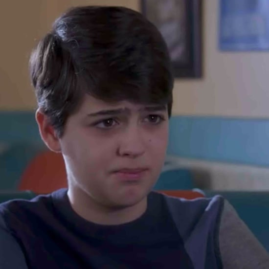 Gay Character Coming Out in Andi Mack Scene