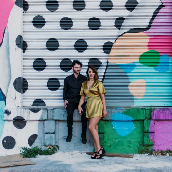 Engagement Photos at Wynwood Walls