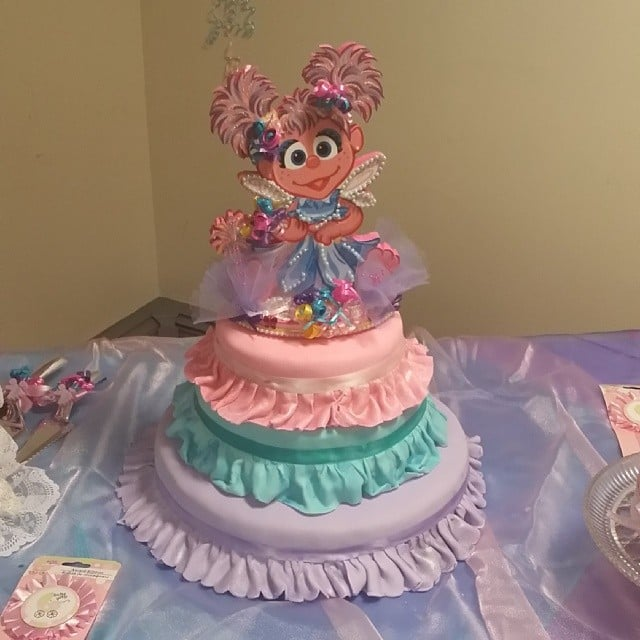 Birthday Cake Girl Coming Out