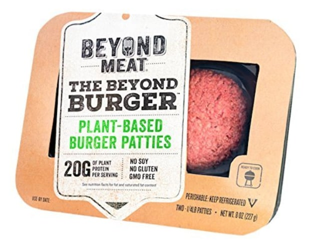 Beyond Meat The Beyond Burger