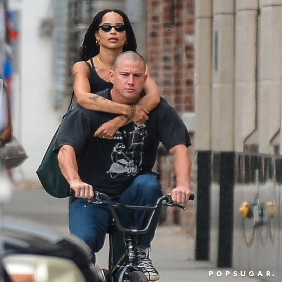 Zoë Kravitz and Channing Tatum Are Reportedly Dating