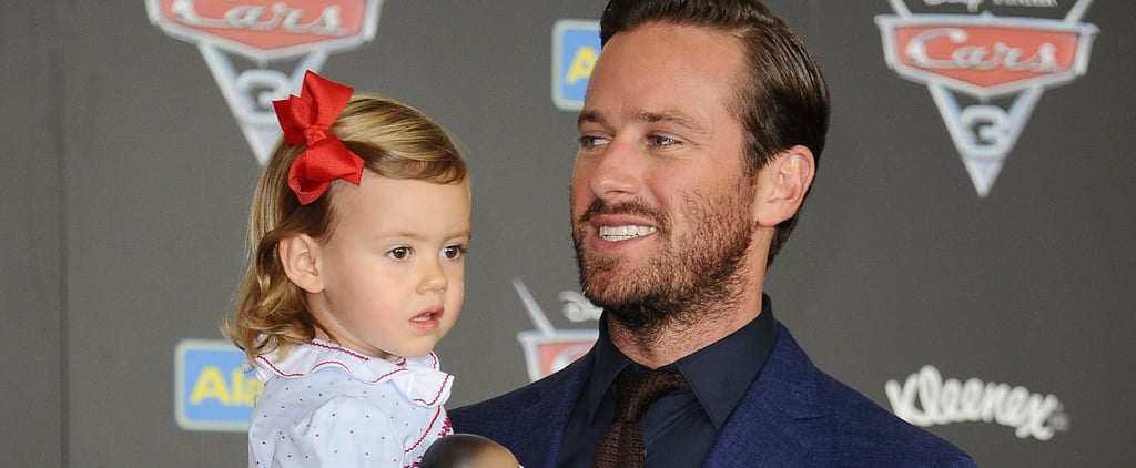 After Hearing a Sexist Children's Song With His Daughter, Armie Hammer Set the Record Straight